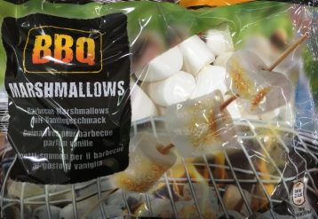 Aldi Marshmallows Grillen