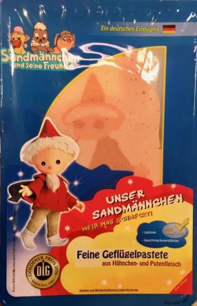 Thüringer Landstolz Sandmännchen und seine Freunde Feine Geflügelpastete