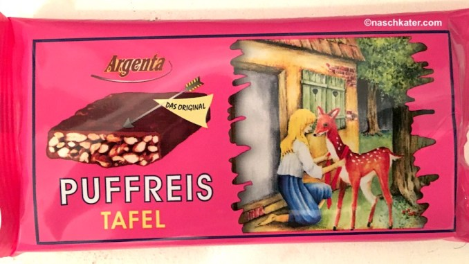 Argenta Puffreis Tafel Märchenmotiv