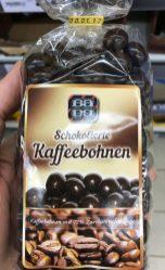Flensburger Dragee-Fabrik Schokolierte Kaffeebohnen von Agilus