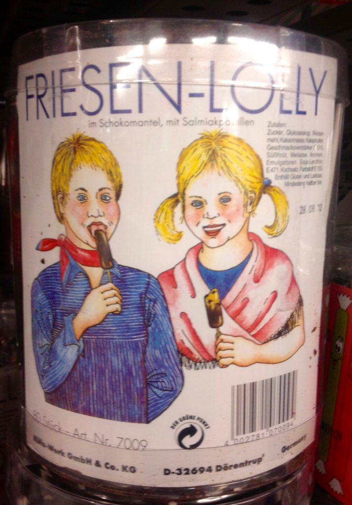 Küfa Friesen-Lolly Dose