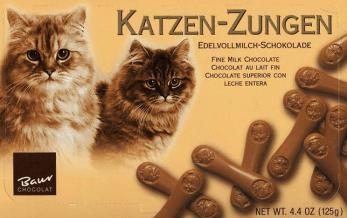 Baur Chocolat Katzenzungen