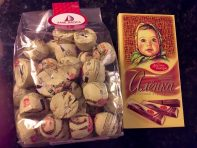 Alkonka Russische Schokolade