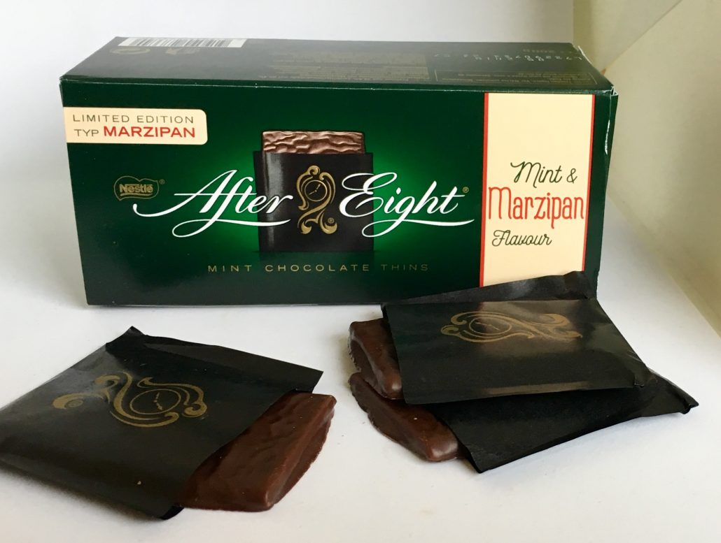 After Eight Marzipan