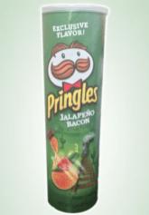 Pringles Jalapeno mit Schinken-Geschmack