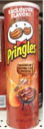 Pringles mit Bourbon Barbecue Chicken