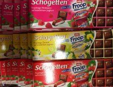 Krüger Schogetten Froop Müller Himbeere-Zitrone-Erdbeer-Joghurt