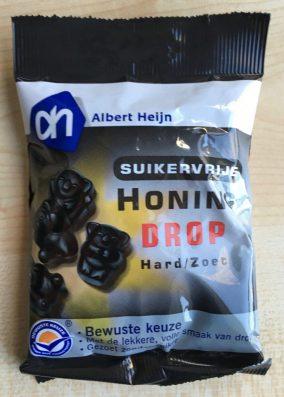 Albert Heijn HonigDrop Lakritz