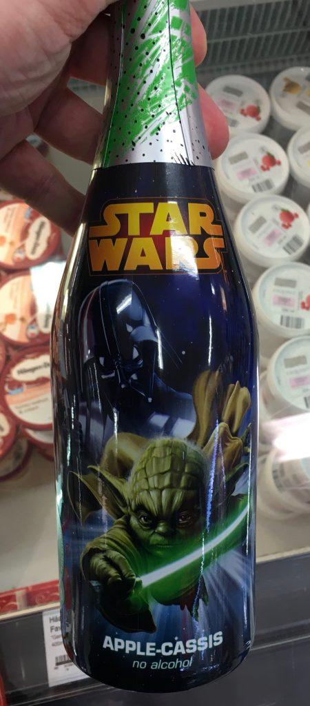 Kindersekt Star Wars