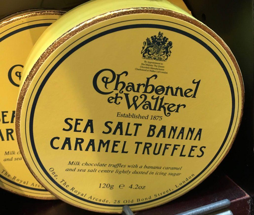 Charbonnel + Walker Trüffel Salted Karamell