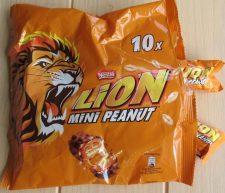 Lion Mini Erdnuss