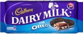 Eines von vielen Cadbury-Oreo-Mischprodukten