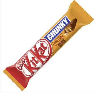 Nestlé KitKat Chunky Peanut Butter