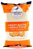 Portlebay Popcorn: Knuspriger Schinken und Ahornsirup
