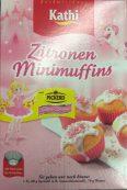 Kathi Zitronen Minimuffins mit Glitzer-Streuseln von Pickerd.