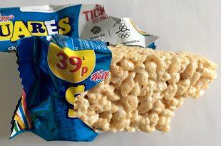 Kellogg's Squares Puffreis mit Marshmallow-Hülle