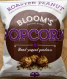 Auch gut: Bloom's Popcorn mit leichtem Erdnuss-Geschmack.