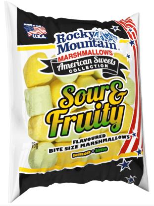 Sauer und fruchtig-Variante von Rocky Mountain