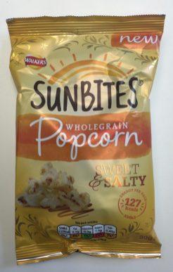 Sunbites Wholgrean Popcorn