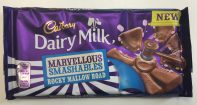 Cadburry Dairy Milk Marvellous Smashables Rocky Mallow Road