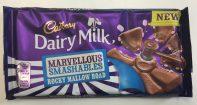Cadburry Dairy Milk Marvellous Smashables Rocky Mallow Road