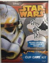 Backmischung für Star Wars Miniküchlein.