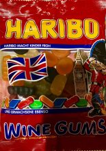 Haribo British Winegums