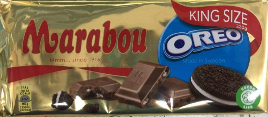 Der Mondelez-Konzern (früher Kraft Jacobs Suchard) ist besonders gut darin, seine Brands zu mischen. Nicht nur mit Milka, auch mit der ursprünglich norwegischen Schokolade gibt es ein Oreo-Cross-over.