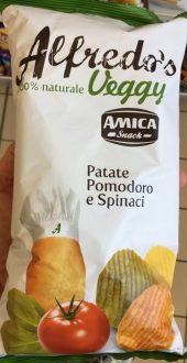 Gemüsechips aus Italien