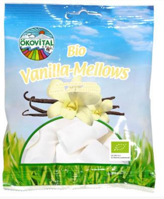 Bio-Marshmallows mit Vanille-Geschmack