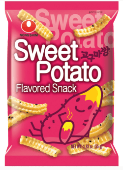 Sweet Potato Flips