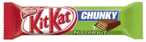 Nestlé KitKat Chunky Haselnuss