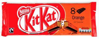 Nestlé KitKat Orange