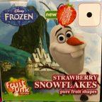 """Kaufrucht Erdbeer mit """"Frozen""""-Motiv (Holland)"""