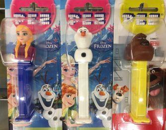 PEZ-Set Frozen