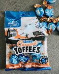 Walkers Nonsuch Saltd Caramel Toffees