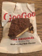 GooGoo ist eine zuckrig-süße Nascherei aus Amerika.