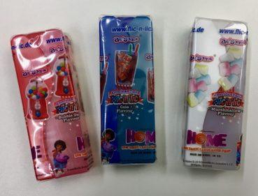 Zucker in Plastik Spielzeug