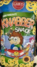 Netto Clarky's Karli Kugelblitz Knabber Snack