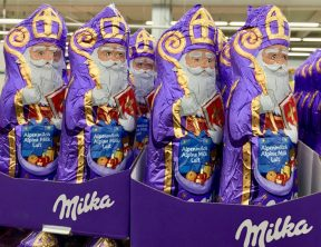 Milka Christlicher Nikolaus