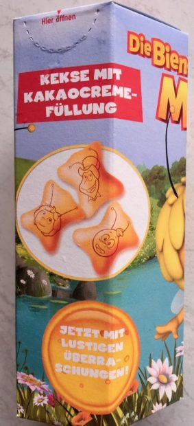 Kuchenmeister Biene Maja gefüllte Kekse