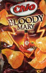 Mal eine etwas originellere Benamung, geschmacklich aber nur leicht tomatig-scharf, wenig besonders.