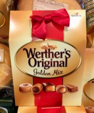 Storck Werther's Original Golden Mix USA Karamellbonbons
