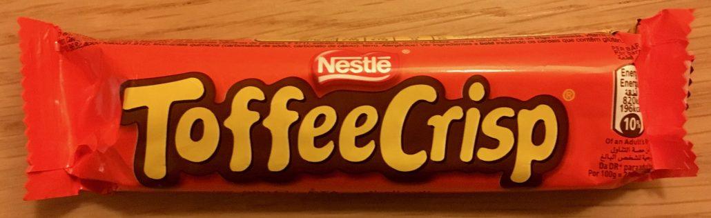 Nestles Toffee Crisp