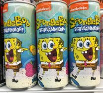 Spongebob-Getränk in Dose