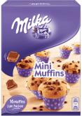 ...Mini Muffins von Milka...