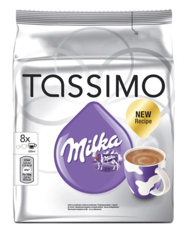 Mondelez Tassimo Milka