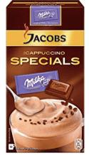 Jacobs Cappucino Specials Milka