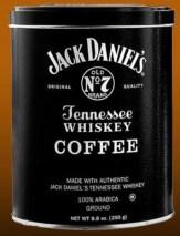 Jack Daniels gibt es als Kaffee (mit und ohne Koffein)...