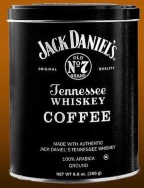 Jack Daniel's Kaffeepulver